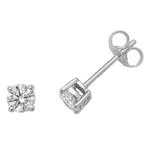 18k G/H SI2 0.65ct 1.20g