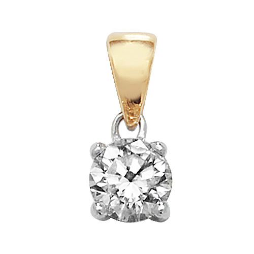 18k G/H SI2 0.30ct 0.70g