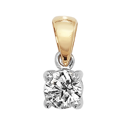 18k G/H SI2 0.40ct 0.60g