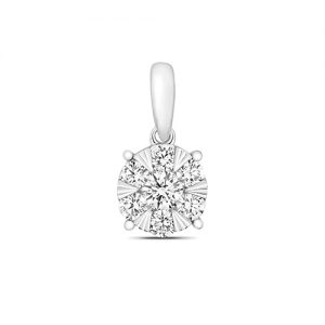18k G/H SI1 0.33ct 1.00g