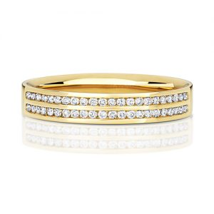 18KT H/I SI 44D 0.22ct 3.00g
