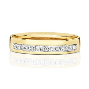 18KT H/I SI 14D 0.16ct 3.60g