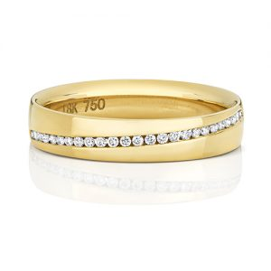 18KT H/I SI 25D 0.13ct 3.80g