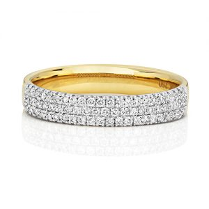 18KT H/I SI 67D 0.13ct 3.80g